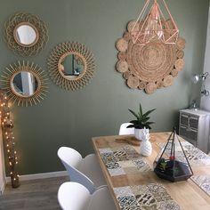 Wall Decor, Room Decor, Handmade Home, Boho Chic, Diy Home Decor, House Styles, Interior, Inspiration, Furniture
