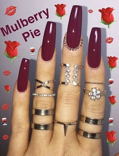 How to choose your fake nails? - My Nails Gorgeous Nails, Love Nails, How To Do Nails, Pretty Nails, Fun Nails, Cute Acrylic Nails, Nails On Fleek, Nails Inspiration, Beauty Nails