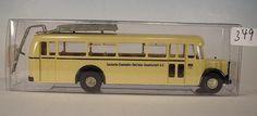 Brekina 1/87 No.59200 MAN Bus Deutsche Eisenbahn Betriebs Gesellsch. OVP #349   eBay