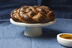 Fig, Olive Oil, Sea Salt and Spelt Challah