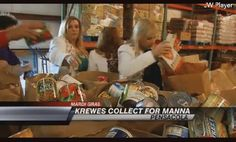 2.11.15   WEAR ABC 3 - Top Stories: Mardi Gras Krewes collect donations for Manna Food Pantries