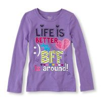 Girls Clothing | Girls Tops and Girls Shirts | The Children's Place