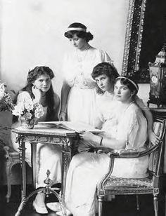 romanov | Anastasia Romanov LA RUSIA DE LOS ZARES