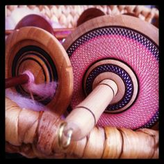 >> Now in store :  Pink Drop Spindle as pictured!Spin your very own handspun yarn with our new exquisitely hand-turned high and low whorl spindles.I am very excited to be collaborating with Jan, a talented local wood_turner from the Blue Mountains to create these beautiful spindles. Each one is tried and tested to ensure you are receiving a high-quality piece.Each spindle is one of a kind. If you see a spindle you like, please don't hesitate!Crafted from local ...