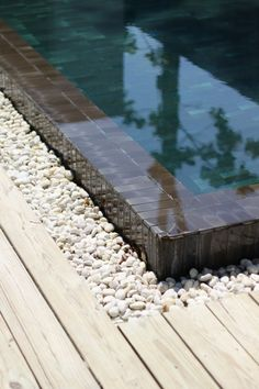 Let us transform your infinity pool backyard into an outdoor oasis. Our landscaping team can supply and install pool fencing, decking, cabanas, feature. Piscina Spa, Pool Water Features, Swiming Pool, Design Jardin, Modern Pools, Dream Pools, Swimming Pool Designs, Cool Pools, Pool Landscaping