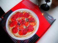lumiukon mietteitä, weberin pizzakivi