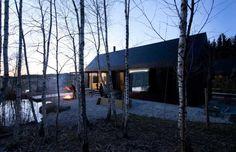 Záměrem bylo vytvořit pro návštěvníky domy, ve kterých by si přáli zůstat déle, než jen po dobu dovolené.