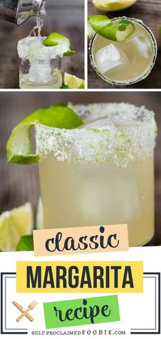 A lip smacking tequila cocktail served over ice is the best drink! The most perfect and simple margarita recipe that is quick and easy to make. It is perfect balance of sweet and sour and wow. Learn how to make a margarita and enjoy this margarita mix! Easy Margarita Recipe, Classic Margarita Recipe, Margarita Drink, Perfect Margarita, Margarita Recipes, Margarita Recipe Sweet And Sour, Best Margarita Mix, Mojito, Margaritas
