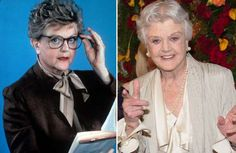 Angela Lansbury - Getty Images/Getty Images ; Getty Images/Getty Images