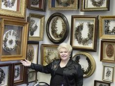 Leila's Hair Museum Is a Tribute to Victorian Hair Art