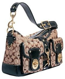 handbags Coach Leather Hamptons Carryall Bag Purse Black F Authentic Guaranteed with Coach Tissue Paper & Box Available (Apparel) Discount Coach Bags, Coach Bags Outlet, Coach Handbags, Coach Purses, Purses And Handbags, Handbags Online, White Gucci Bag, Coach Pocketbooks, Look Here