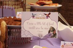 Sofia the First Birthday Party Ideas | Photo 13 of 29 | Catch My Party