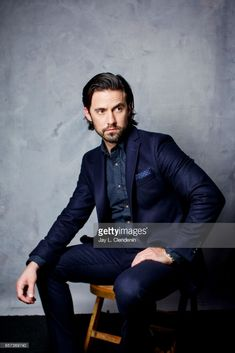 Actor Milo Ventimiglia from NBC's 'This is Us' is photographed at Paley Fest for Los Angeles Times on March 18, 2017 in Los Angeles, California. PUBLISHED IMAGE.