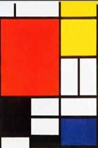 Auf Den Spuren Mondrians Unterricht Zebis Lebenslauf Aufgabenblatt Und Anleitung Fur Computer Piet Mondrian Mondrian Informatik