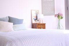 blog - Deco & Living Ideas Prácticas, New Homes, Live, Bed, Furniture, Home Decor, Pretty Bedroom, Blank Canvas, Crib