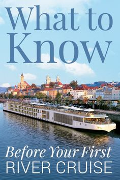 River or ocean? That question pops up frequently in travel forums, with potential cruisers asking seasoned veterans which is better. Scenic River Cruises, River Cruises In Europe, European River Cruises, Cruise Europe, Cruise Travel, Cruise Vacation, Vacation Spots, Vacation Ideas, All Inclusive Cruises