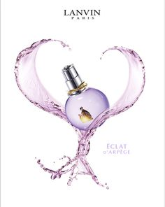 Eclat d'arpège / Lanvin by Eric Sauvage