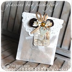 scrap rendez-vous: Emballez en beauté - Gift-wrapping in style