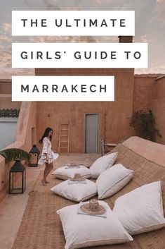 morroco travel The Chic Girl's Guide to Marrakech, Morocco - The Bold Brunette Marrakech Travel, Marrakech Morocco, Morocco Travel, Africa Travel, Best Riads In Marrakech, Visit Marrakech, Tangier, Oh The Places You'll Go, Travel