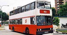SBS bus in the 90s