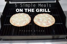 5 Simple Meals on the Grill via A Bowl Full of Lemons
