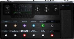 Line 6 Helix Guitar Multi-Effects Unit/Pedalboard