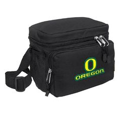 University of Oregon Lunch Box Cooler Bag Insulated UO Ducks - Top Quality Unique Lunchbox or Sophisticated Black Travel Bag - OFFICIAL NCAA COLLEGE LOGO Merchandise by Broad Bay. $19.99. Our tough deluxe University of Oregon lunch box cooler bag is just the right size for lunch or travel. This well-insulated official college logo bag contains a roomy main compartment and a zippered front pocket. Top quality construction with additional convenience features such as a double-z...