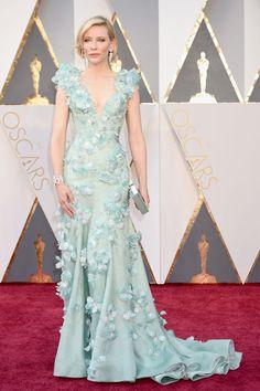 Oscar-Verleihung 2016: Cate Blanchett in Armani  II Foto @Getty Images