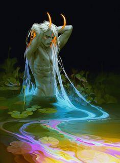 ArtStation – Pollution Demon, Valentina Remenar – … – About Anime Dark Fantasy Art, Fantasy Artwork, Fantasy Kunst, Dark Art, Demon Artwork, Digital Art Fantasy, Fantasy Demon, Elves Fantasy, Fantasy Drawings