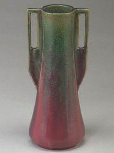 Fulper Pottery Vase. Form Number 27.