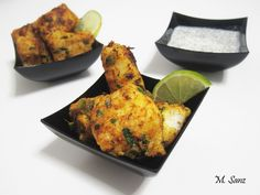 Entre fotos y fogones: Masala fried fish