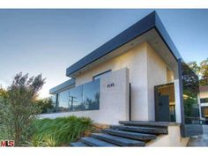 A sleek and sophisticated, newly remodeled, contemporary home.