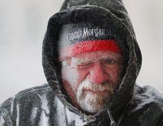Kältewelle: Wie polare Eisluft in die USA gelangt