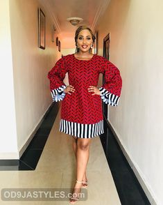 Trending Ankara Short Gown Styles For Every Woman Short African Dresses, Ankara Short Gown Styles, Short Gowns, African Print Dresses, African Fashion Ankara, Latest African Fashion Dresses, African Print Fashion, Africa Fashion, African Traditional Dresses