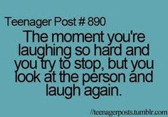 Who ever said this only happens when you're a teenager, it happens all the time to me :)