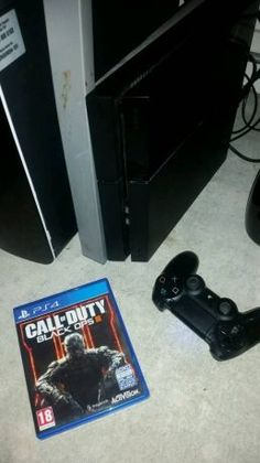 Hi ps4 console and black ops 3 For Sale