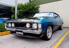 musclecars4ever Australian Muscle Cars, Aussie Muscle Cars, American Muscle Cars, Cool Car Drawings, Ford Torino, Ford Falcon, Us Cars, Performance Cars, Ford Gt