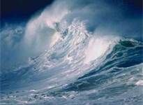 furious sea