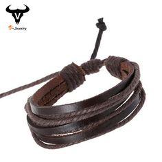 >> Click to Buy << Hot Sale 2016 Summer Fashion Simple Style Bracelet Hemp Rope Braided Leather Chain Unisex Cuff Bracelets Couple Bracelet Jewelry #Affiliate