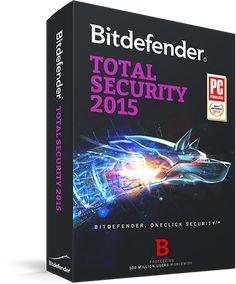 Bitdefender Total Security 2015v18.12.0.958