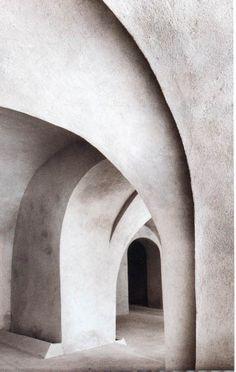 Jean Dieuzaide, Eglise Romane, 1921
