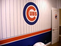 chicago cubs room decor ideas | GO CUBS! - Boys' Room Designs - Decorating Ideas - HGTV Rate My Space