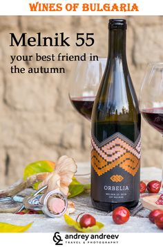 ORBELIA MELNIK 55, 2016 – ONE OF OUR BEST FRIENDS IN THE AUTUMN The non-professional winelover's review of a bottle of Melnik 55, 2016 by Orbelia Winery Orbelia Melnik 55, 2016 is a wonderful wine at very good price (5 – 6 EUR a bottle) and we would definitely drink more bottles this season. It is a great choice for the autumn and goes well with cheeses and meat delicacies. Also a great idea for a pizza party with friends.