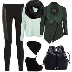 """frio"" by denise-hellwig on Polyvore"