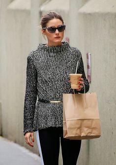 Ways to Dress Up a Sweater | Glam Radar