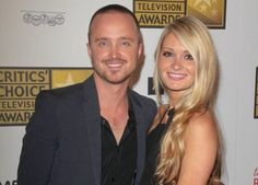Find Out What Romantic Thing Aaron Paul Tells His Wife Every Day - Photo: Andrew Evans / PR Photos.