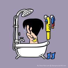 Bath & Shower on Behance