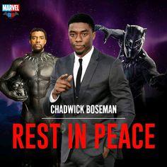 Breaking: #wakandaforever Black Panther star Chadwick Boseman is dead