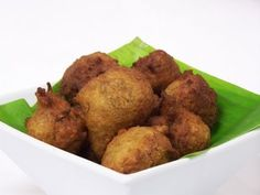 How to Make Mashed Banana Fritters - Jackie M Banana Fritters, Asian Cooking, Street Food, Meals, Ethnic Recipes, How To Make, Meal, Japanese Street Food, Food