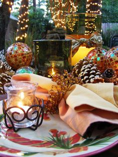 Indoor Christmas Decorations | Interior Design Styles and Color Schemes for Home Decorating | HGTV